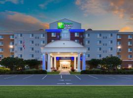Holiday Inn Express Hotel and Suites Petersburg - Fort Lee, hotel in Petersburg