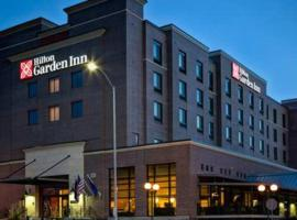 Hilton Garden Inn Lincoln Downtown/Haymarket, hotel near Lincoln Airport - LNK, Lincoln