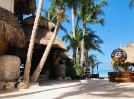 Beachfront Hotel La Palapa - Adults Only, hotel in Holbox Island