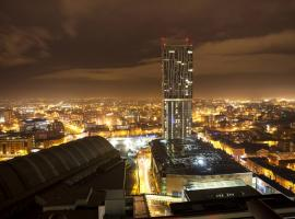 Hilton Manchester Deansgate, hotel in Manchester