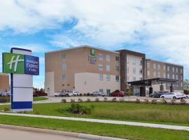 Holiday Inn Express & Suites - Marshalltown, hotel in Marshalltown
