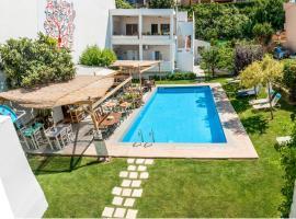 Tree of Life Art Hotel, serviced apartment in Agia Marina Nea Kydonias