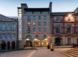 ibis Edinburgh Centre Royal Mile – Hunter Square, hotel v destinaci Edinburgh