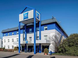 ibis budget Duesseldorf Willich, hotel near Moenchengladbach Central Station, Willich