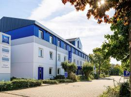 ibis budget Dortmund Airport, hotel near shoping and pedestrian area, Holzwickede