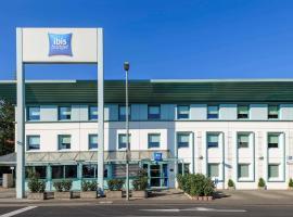 ibis budget Koeln Leverkusen City, hotel near Leverkusen Central Station, Leverkusen