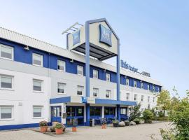 ibis Budget Rostock Broderstorf, отель в Ростоке