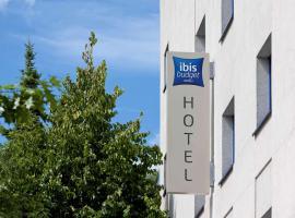 ibis budget Hamburg Altona, hotel in Hamburg