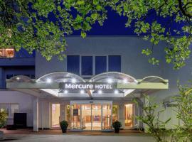 Mercure Bristol Stuttgart Sindelfingen, отель в Зиндельфингене