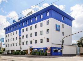 ibis budget Saarbruecken Ost, hotel in Saarbrücken