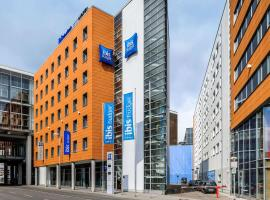 Ibis budget Hannover Hbf, hotel met parkeren in Hannover