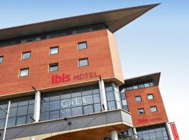 ibis Hotel Northampton Centre, hotel near St Andrews Hospital Golf Club, Northampton