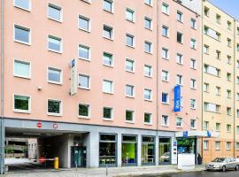 Ibis budget Berlin Potsdamer Platz, hotel in Berlin