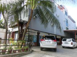 Axis Pension Hotel, hotel in Mactan
