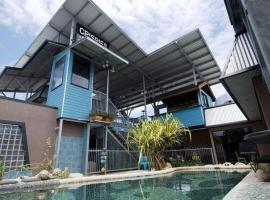 Aspect Central, motel in Cairns