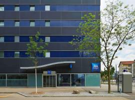 ibis budget Zurich City West, hotel in Zurich