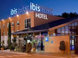 Ibis Budget Alcalá de Henares, hotel in Alcalá de Henares