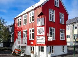House of the Snowbird, hotel near Harpa Concert Hall & Conference Centre, Reykjavík