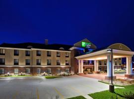 Holiday Inn Express Hotel & Suites East Lansing, hotel in East Lansing