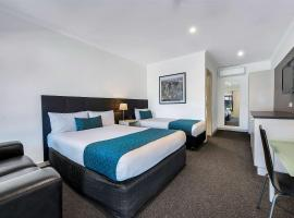 Comfort Inn & Suites Manhattan, hotel in Adelaide