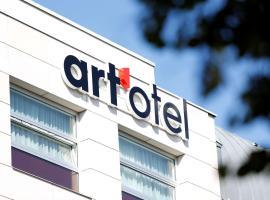 art'otel berlin mitte, hotel in Berlin