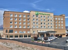 Holiday Inn Hotel and Suites Albuquerque - North Interstate 25, an IHG Hotel, hotel in Albuquerque