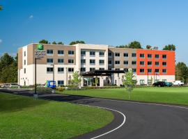 Holiday Inn Express Queensbury-Lake George Area, hotel near Six Flags Great Escape Lodge, Queensbury