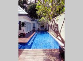 Villa Sophia, apartment in Senggigi