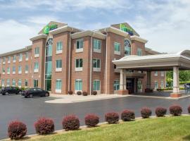 Holiday Inn Express & Suites Lexington Downtown Area-Keeneland, hotel in Lexington