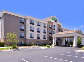 Holiday Inn Express & Suites Selma, hotel near Comal Park, Selma