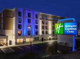 Holiday Inn Express Hotel & Suites Providence-Woonsocket, hotel in Woonsocket