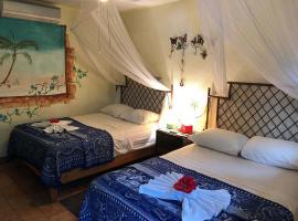 Hotel Las Palmas, hôtel à Isla Mujeres