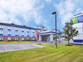 Holiday Inn Express Hotel and Suites Harrington - Dover Area, an IHG Hotel, hotel near Dover International Speedway, Harrington