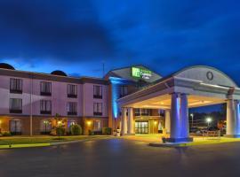 Holiday Inn Express Hotel and Suites Harrington - Dover Area, hôtel à Harrington