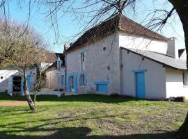 Le Moulin Bleu, B&B/chambre d'hôtes à Seigy