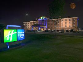 Holiday Inn Express and Suites Detroit North-Troy, an IHG Hotel, hotel in Troy