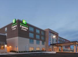 Holiday Inn Express & Suites - Sterling Heights-Detroit Area, an IHG Hotel, hotel near Harpos, Sterling Heights