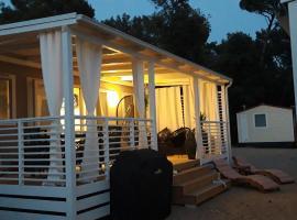 Mobile Home Nensi, campground in Biograd na Moru
