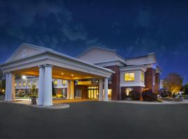 Holiday Inn Express Rochester-Victor, hotel in Victor