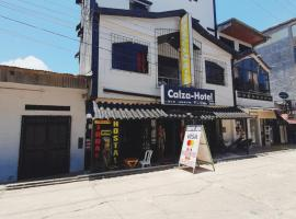 Hospedaje Iroaki, hotel in Yurimaguas