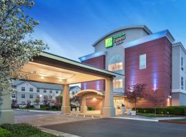 Holiday Inn Express Hotel & Suites Sacramento Airport Natomas, an IHG Hotel, hotel in Sacramento