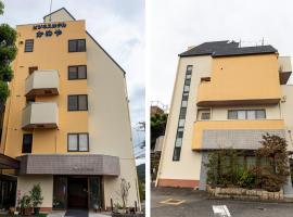 ビジネスホテルかめや、海南市のホテル