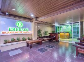 Emerald Island Hotel, отель в Боракае
