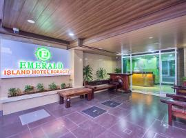 Emerald Island Hotel, hotel en Boracay