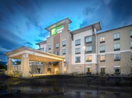 Holiday Inn Express & Suites Salt Lake City South-Murray, hôtel à Murray