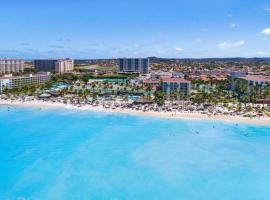 Holiday Inn Resort Aruba - Beach Resort & Casino, an IHG Hotel, hotel in Eagle Beach