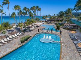 Holiday Inn Resort Aruba - Beach Resort & Casino, hotel in Palm-Eagle Beach