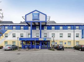 ibis budget Nürnberg Tennenlohe, hotel in Erlangen