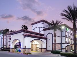 Holiday Inn Express Ontario, an IHG Hotel, hotel near LA/Ontario International Airport - ONT, Creekside