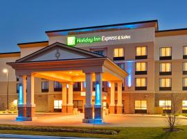 Holiday Inn Express Hotel & Suites Brockville, hotel em Brockville